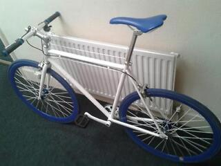 SINGLE SPEED/FIXED WHEEL BIKE FOR SELL