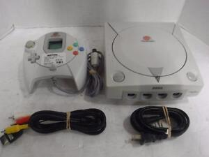 Sega Dreamcast Game Console. We Buy and Sell Used Video Games and Consoles. 12349