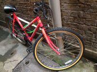 Pink ladies Apollo bike / bicycle ONO