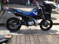 Yamaha dt 125 r sm supermoto