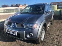 Mitsubishi ,L200 animal 57 plate ,automatic