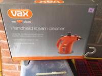 Vac handheld steam cleaner