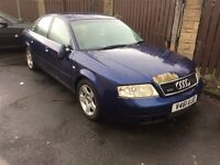 Audi A6 2.8 v6 Quattro 4WD Saloon manual
