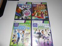Xbox 360 games x 4