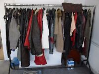 OVER 50 REAL LEATHER GARMENTS
