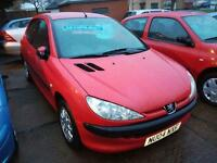 2004 Peugeot 206 1.4 FULL TEST AND HISTORY