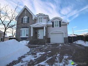 435 500$ - Maison 2 étages à vendre à Terrebonne