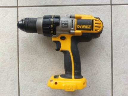 DEWALT DCD970 18V XRP Lithium-Ion 1/2-Inch Hammer/Drill/Driver Ashmore Gold Coast City Preview