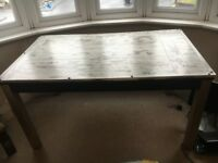 Bespoke Dining Room Table/Desk - Great Condition