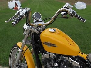2013 harley-davidson XL1200V Seventy-Two   Chrome Yellow Pearl & London Ontario image 13