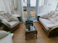 Conservatory furniture now reduced from £100 now £70