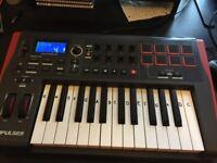 Novation Impluse 25 Midi Keyboard