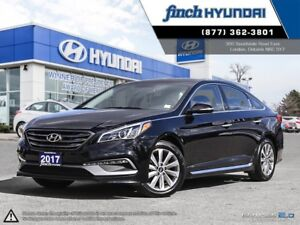 2017 Hyundai Sonata Sport Tech Former Daily Rental | Low Kms...