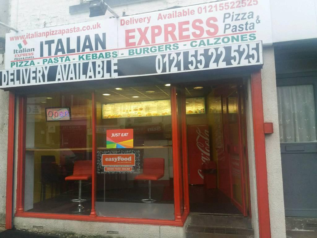 Pizza Shop In Sandwell West Midlands Gumtree