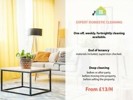 Domestic/Comercial Cleaning