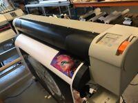 Mutoh ValueJet 1204, eco-solvent, large format printer