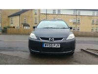 2005 Mazda5 1.8 TS2 5dr ++7 SEATER++HPI CLEAR.