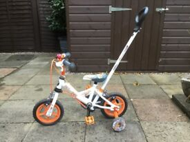 Child's bike.Avigo Robot, kids first size bike.
