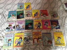 24 Horrid Henry books