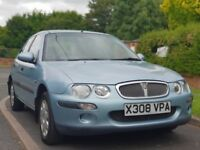 Rover 25 1.8 iL Hatchback 5d Automatic 70k Low Milage Drives Perfect.