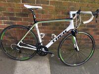 Trek Madone carbon road bike -58cm