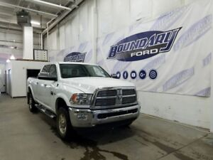 2012 Ram 3500 Laramie W/ Rear DVD, Leather, Sunroof, 4WD