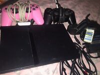 PlayStation 2 and games bundle