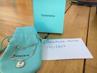 Tiffany Else peretti disc bracelet