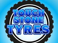 Winter tyres 175/65/14 x 4 tyres 7.9 mm(set) £125- free fitting/ Touch stone tyres barking