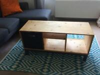 Ikea TV stand / coffee table / storage unit
