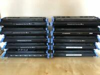 HP Printer Toner Cartridges x 30 job lot