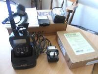 Alinco DJ-G7E 3 band VHF/UHF handheld transceiver 2m/70cms/23cms/ radio