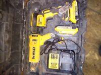 Dewalt collated drywall screw gun 18v