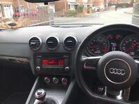 "Audi TT TFSI Roadster, FSH, MOT, 19"" Alloys, 1 Owner, reluctant sale due to new baby arrival"