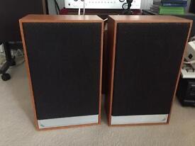 Vintage speakers Mordaunt Short Carnival