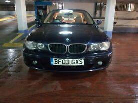 BMW 318CI FACELIFT LONG MOT