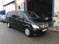 2013 Mercedes Vito Dualiner 113 Cdi Blue✅LOW MILES✅LIKE NEW