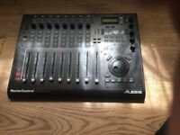 Alesis Master Control interface and daw controller