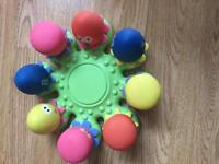 TOMY Toomies Octopals Bath Toy good condition