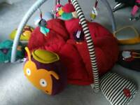 Mamas and papas play gym - excellent condition