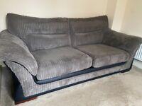 3-seater Sofa & Armchair Recliner