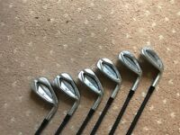 Mizuno JPX900 Hot Metal Irons 5-PW Graphite Shafts