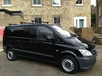 Mercedes Benz Van Vito 113 CDI Short wheel base (2011) 61 plate