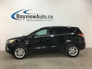 2017 Ford Escape SE - HTD SEATS! ECOBOOST! REVERSE CAM! SYNC!...