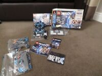 LEGO Dimensions Starter Pack 71173 Microsoft Xbox 360. 2 x toy pads. With box. Lots of spare lego to