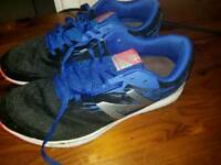 New balance size 10 running trainers