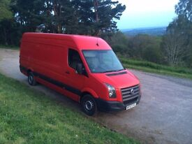 Man and Extra Large Van. Gloucester and Worcester Removals, Highly Professional and Reliable