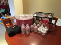 Tommee Tippee Red Special Edition Closer to Nature Essential Starter Kit