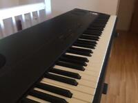 Kurzweil Electric Keyboard Piano + Case