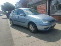 FORD FOCUS 1.6 PETROL 2005 11MONTH MOT 75,000 MILES